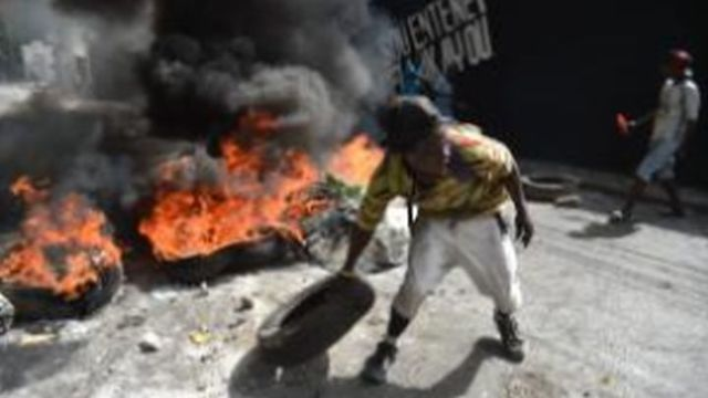 As Haiti Protests Continue, U.S. Citizens Warned to Shelter in Place