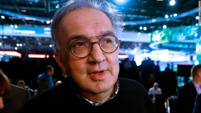 Sergio Marchionne, the CEO who Saved Fiat and Chrysler, Dies at 66