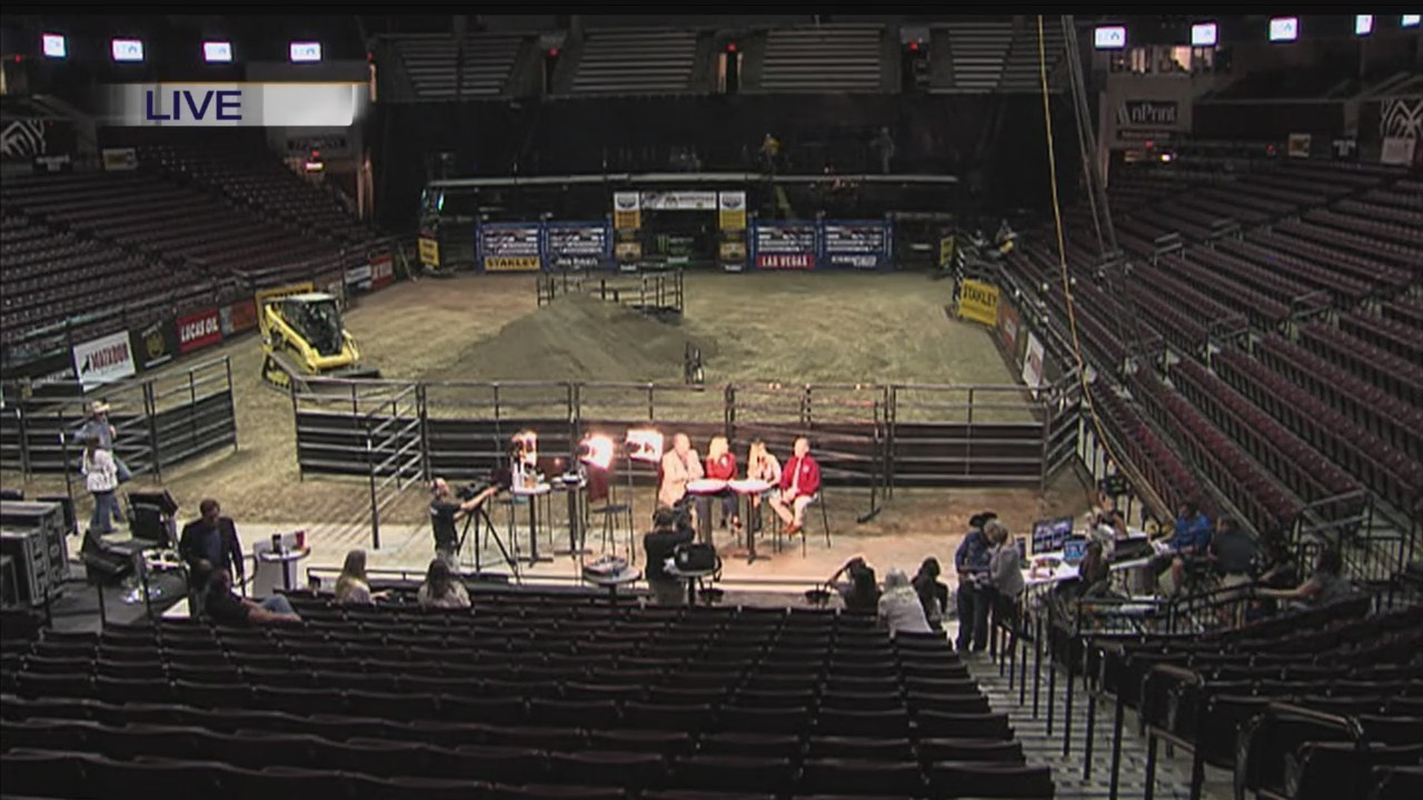 Pbr At Jqh Arena Ffa Msu Agriculture Department 9618
