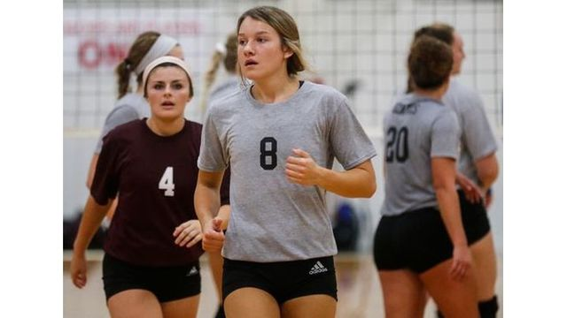 d2684d4faabe College of the Ozarks Volleyball Team Trades in Nike Uniforms for Gray  T-Shirts