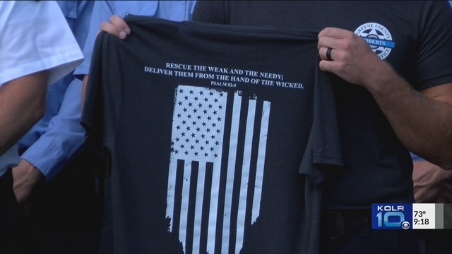 b4ea0174 ... local law enforcement launches t shirt fundraiser to honor late ...
