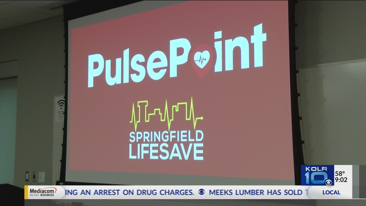 Fire And Emt Officers Say Pulse Point App Could Save Lives