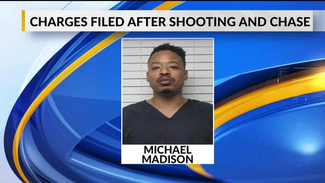 Madison Dodges Weather Bullet As >> St Louis Man Charged For Shooting At A Vehicle In Nixa