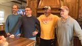 Four Friends Reunite After 27 Years for Chiefs Game