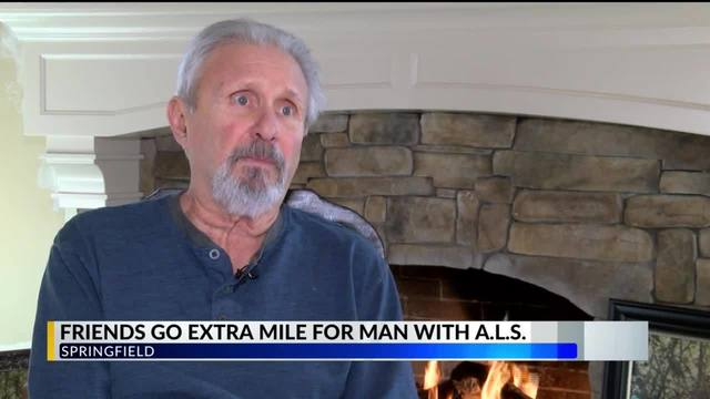 WATCH: Strangers Send Man with ALS to Super Bowl
