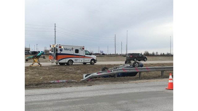 Rollover Accident Near I-44 and US 65