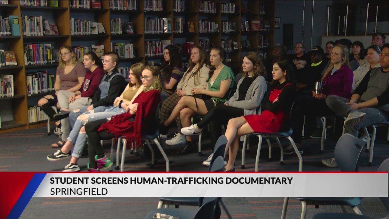 Local Girl Scout Screens Documentary on Human Trafficking