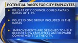Raises expected for Springfield police, other employees