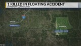 Illinois woman dies in floating accident