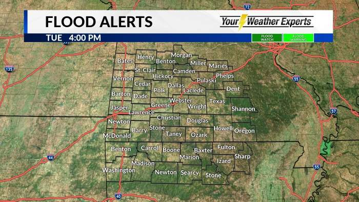 Weather | KOLR - OzarksFirst com